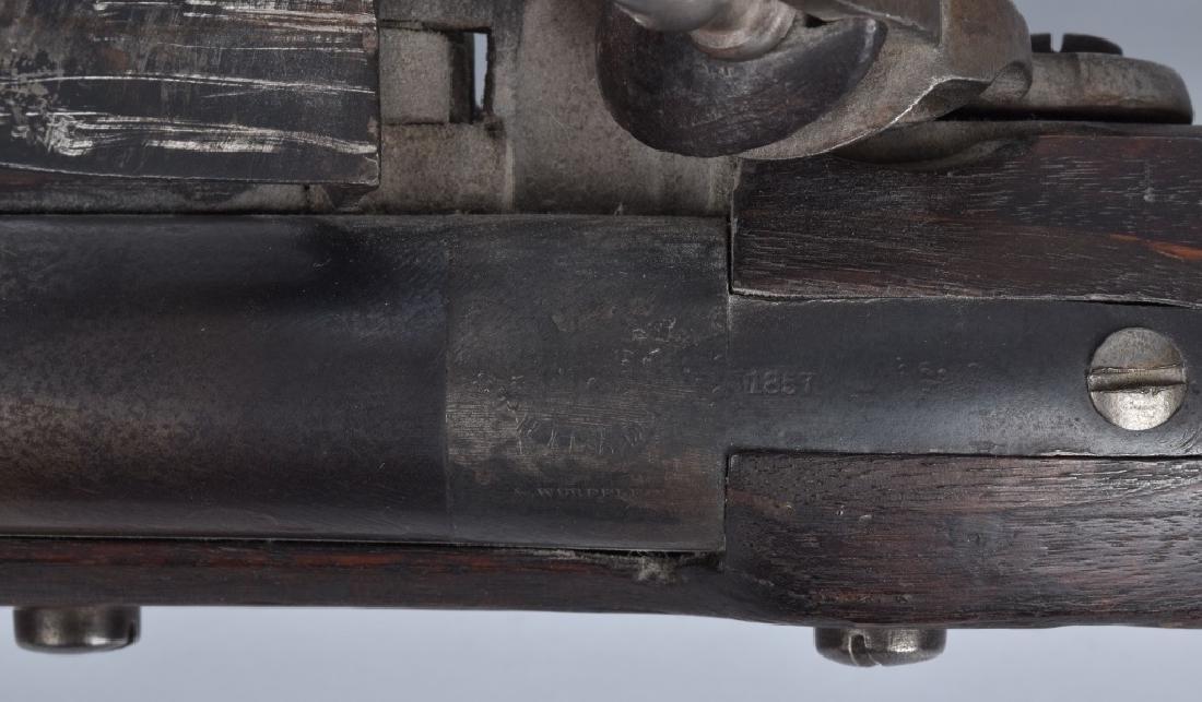U.S. MODEL 1808 HARPERS FERRY, .69 MUSKET, 1816 - 3