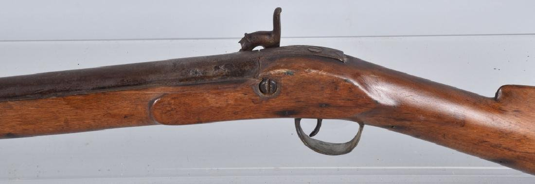 2-PERCUSSION RIFLES, ENFIELD & MORE - 8