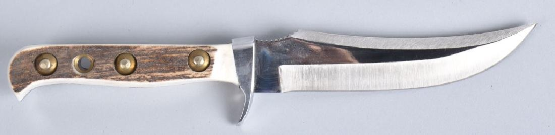PUMA 6393, SKINNER KNIFE & SHEATH, BOXED - 3