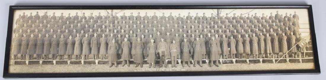 WW2 UNITED STATES 1942 ARMORED YARD LONG PHOTO