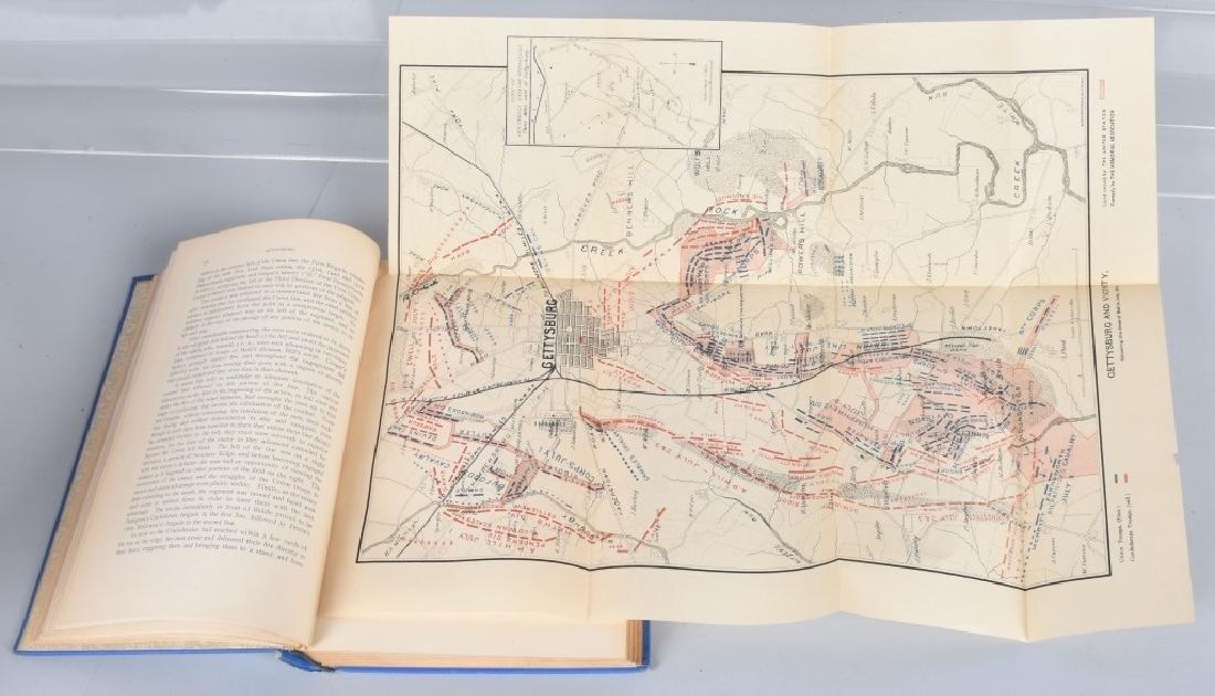 CIVIL WAR 121st REGIMENT PENNSYLVANIA BOOK - 2