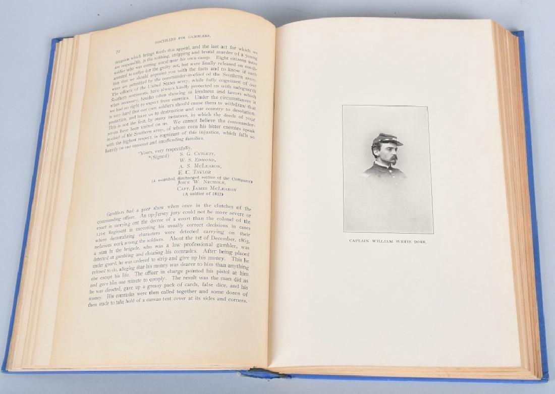 CIVIL WAR 121st REGIMENT PENNSYLVANIA BOOK - 3