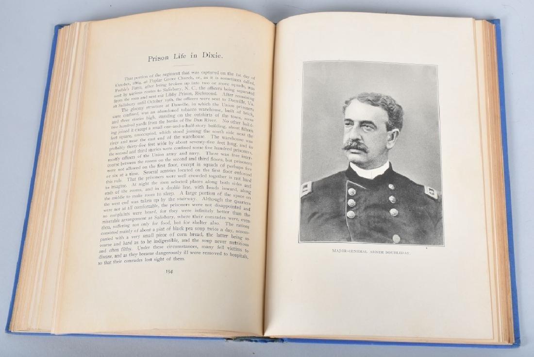 CIVIL WAR 121st REGIMENT PENNSYLVANIA BOOK - 4