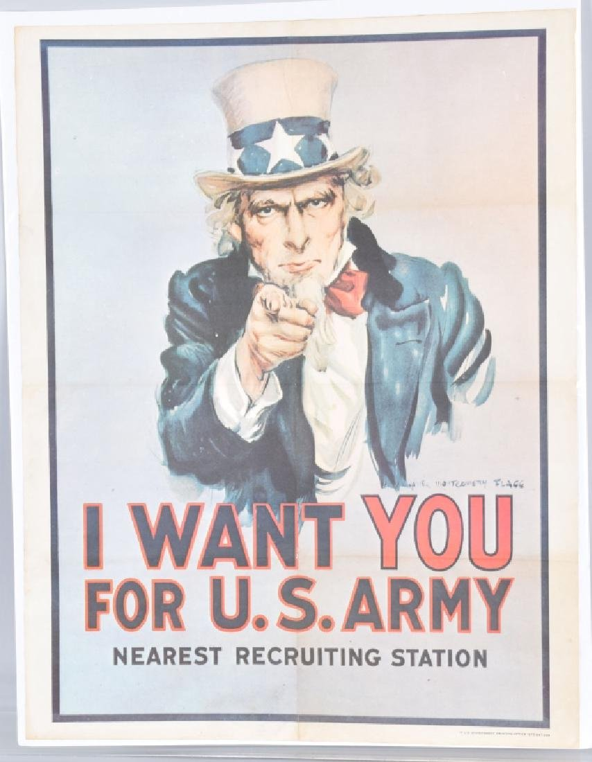 VIETNAM WAR I WANT YOU FOR US ARMY POSTER