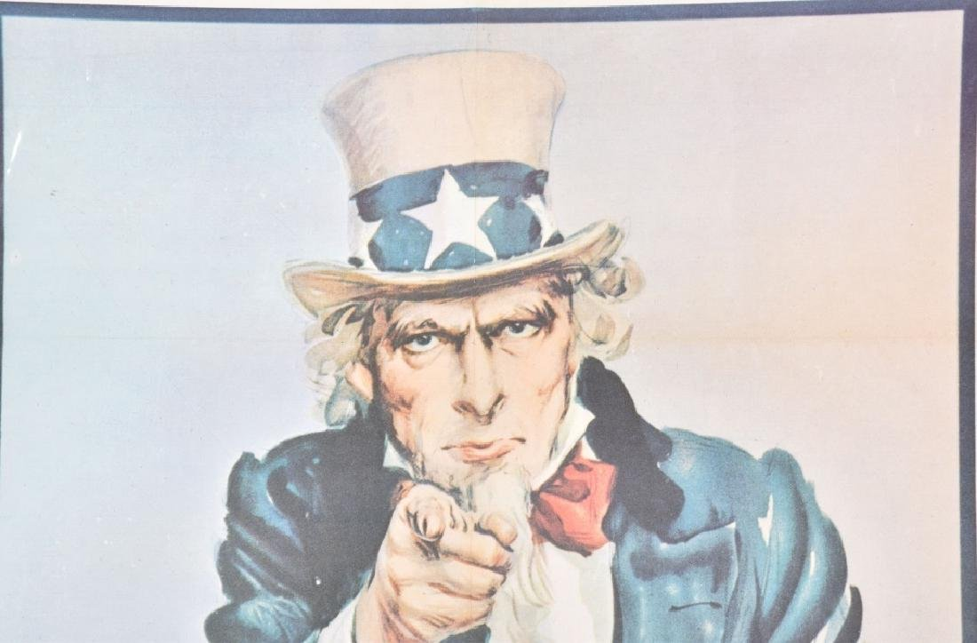 VIETNAM WAR I WANT YOU FOR US ARMY POSTER - 2