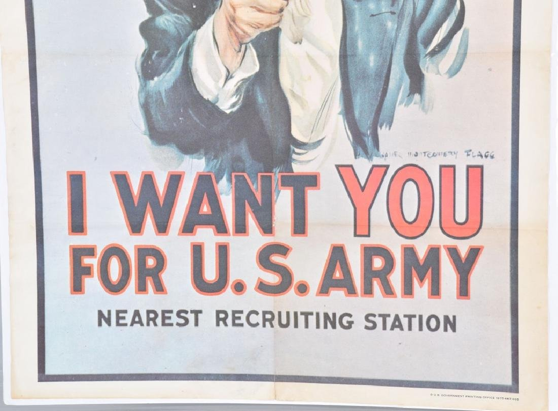 VIETNAM WAR I WANT YOU FOR US ARMY POSTER - 3