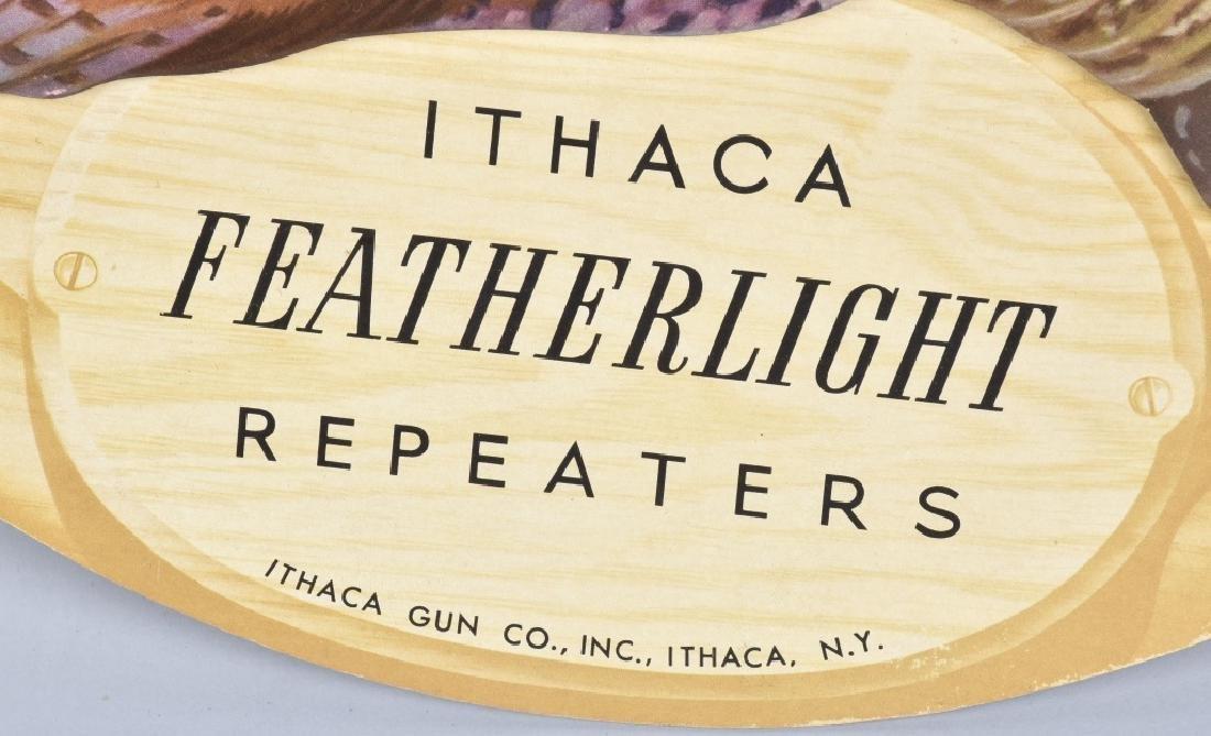 ITHACA SHOTGUN ADVERTISING DISPLAY SIGN - 2