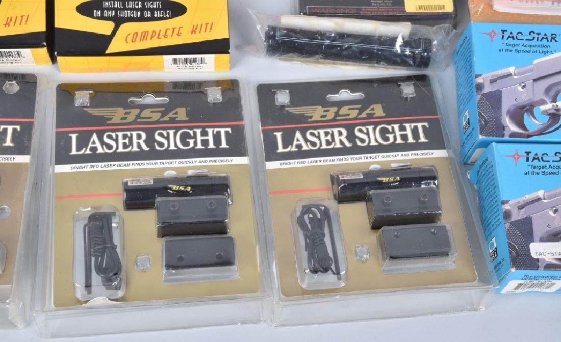 LASER SIGHT & WEAPONS LIGHT LOT - 3