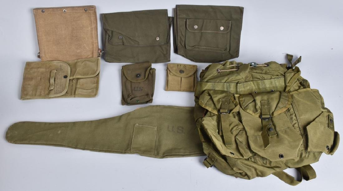 US M1 CARBINE CASE, POUCHES and MORE