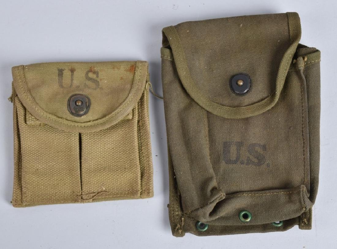 US M1 CARBINE CASE, POUCHES and MORE - 4