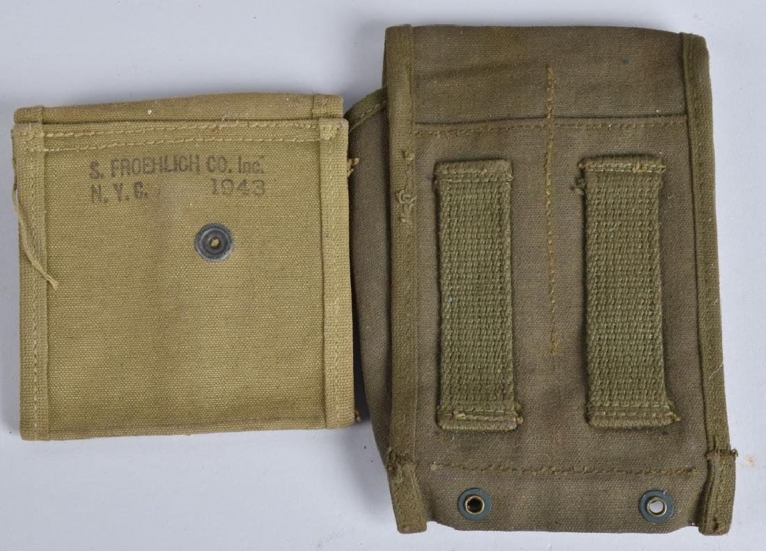 US M1 CARBINE CASE, POUCHES and MORE - 5