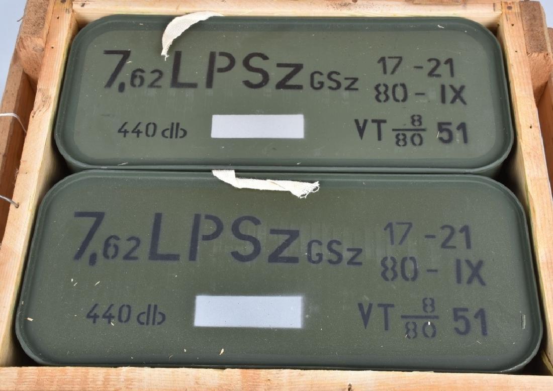 AMMUNITION LOT 880 ROUNDS 7.62mm X 54 - 2