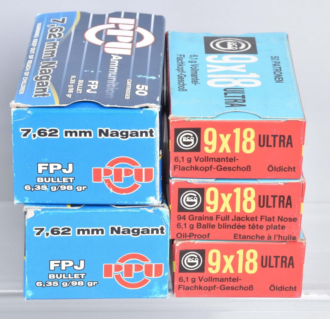 AMMUNITION LOT 950 + ROUNDS, 7.62 and MORE - 2
