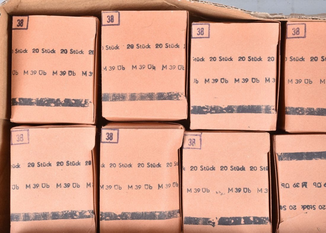 AMMUNITION LOT, 870 + ROUNDS, 7.65x54 ETC - 2