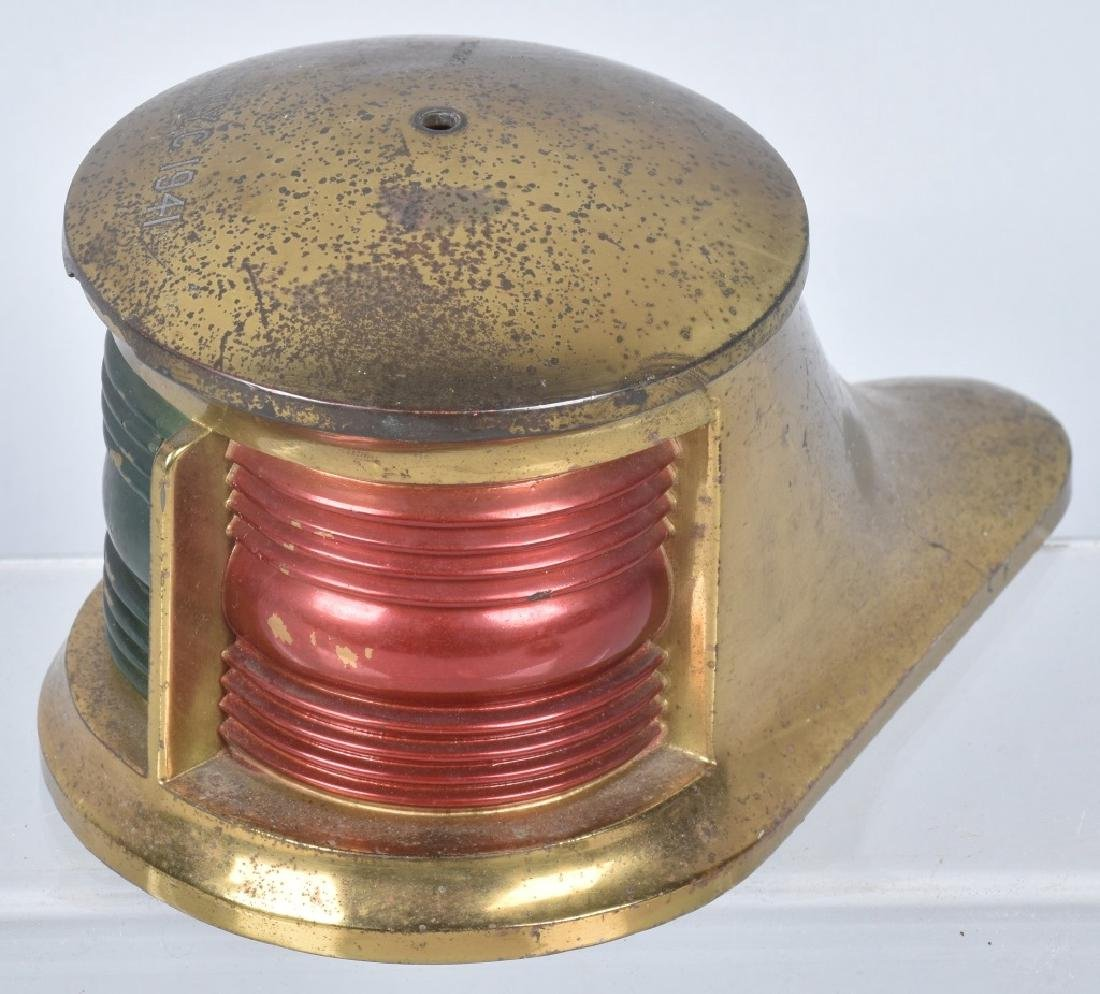 1941 D.R. YACHT CLUB BOW LIGHT AWARD