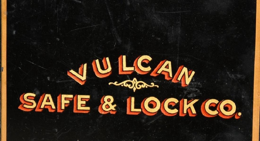 VULCAN SAFE & LOCK CO. VAULT SAFE - 4