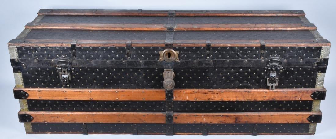 1800s RN WOOLLETT STEAMER TRUCK