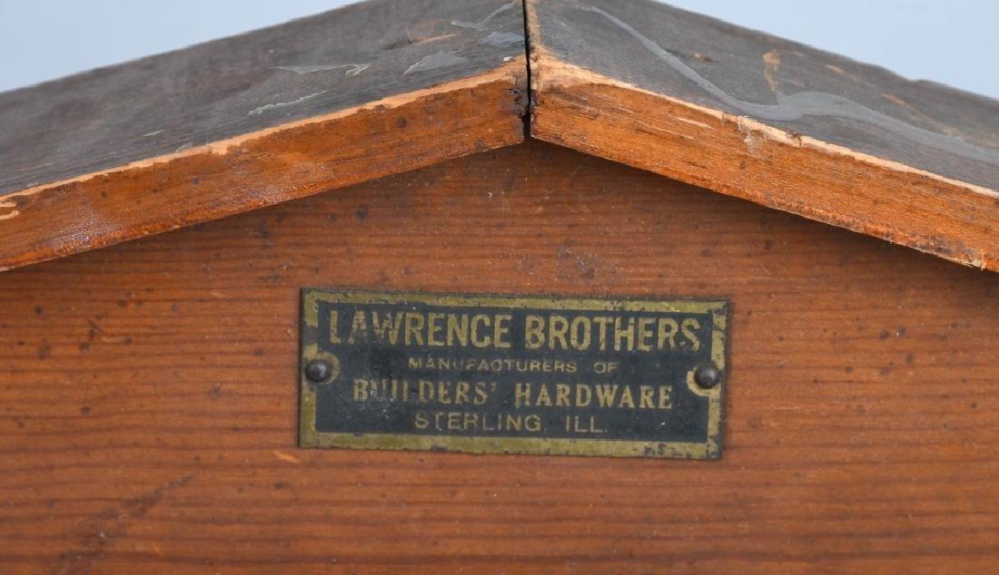 LAWRENCE BROTHERS GARAGE DOOR SALEMAN SAMPLE - 2