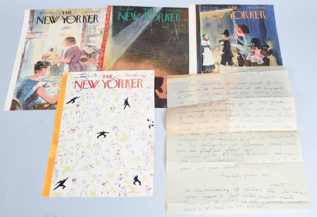 GARRETT PRICE LETTERS, PAPERS. & MORE - 6