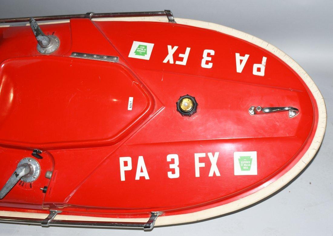 1960s AQUA DART PERSONAL WATER CRAFT - 2