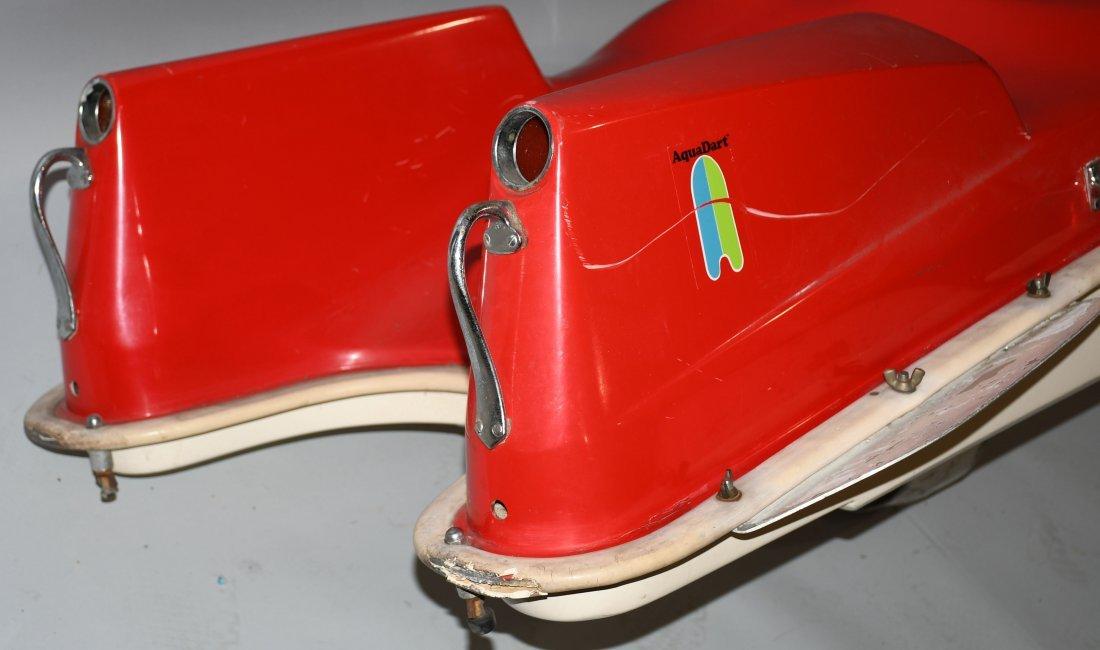 1960s AQUA DART PERSONAL WATER CRAFT - 6