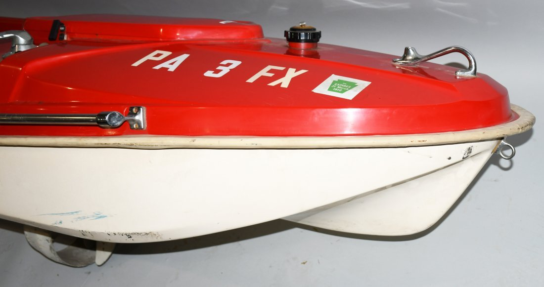 1960s AQUA DART PERSONAL WATER CRAFT - 7