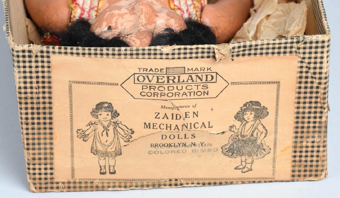 1920s ZAIDEN MECHAINICAL COMPOSTION HAWAIIAN GIRL - 4