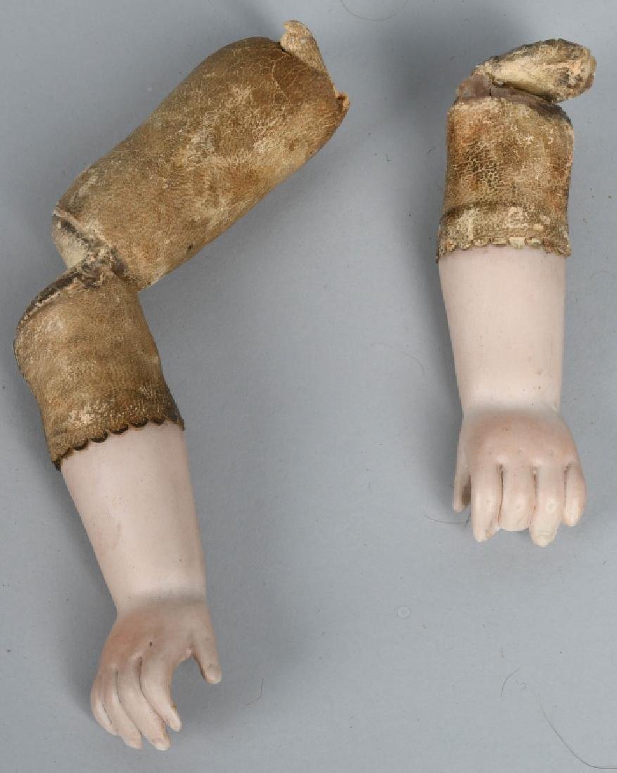 "30"" GERMAN BISQUE DOLL Marked 0 - 4"