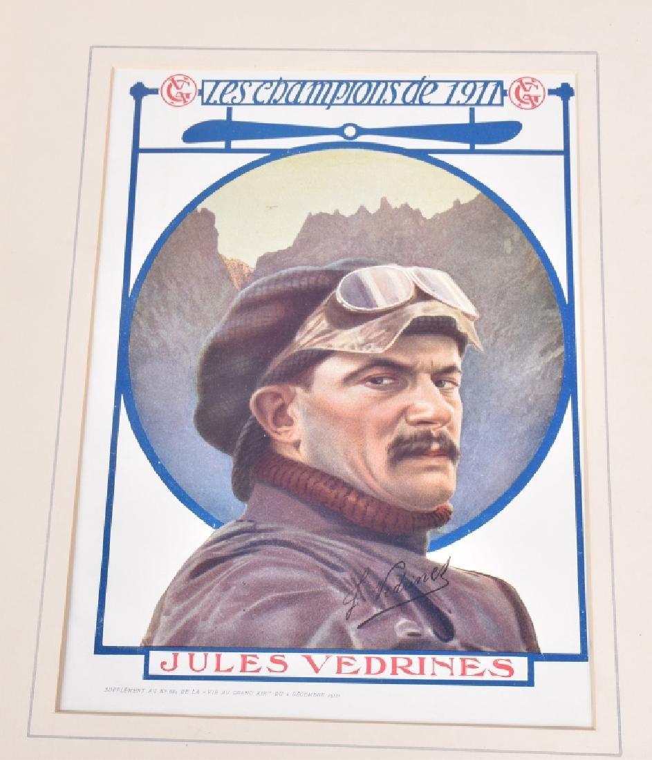 5- LES CHAMPIONS DE 1911 AIRPLANE PILOTS - 2