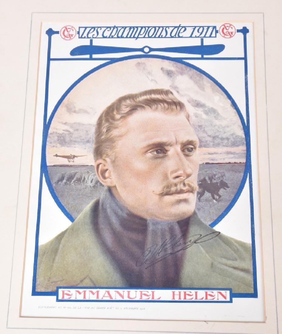 5- LES CHAMPIONS DE 1911 AIRPLANE PILOTS - 4