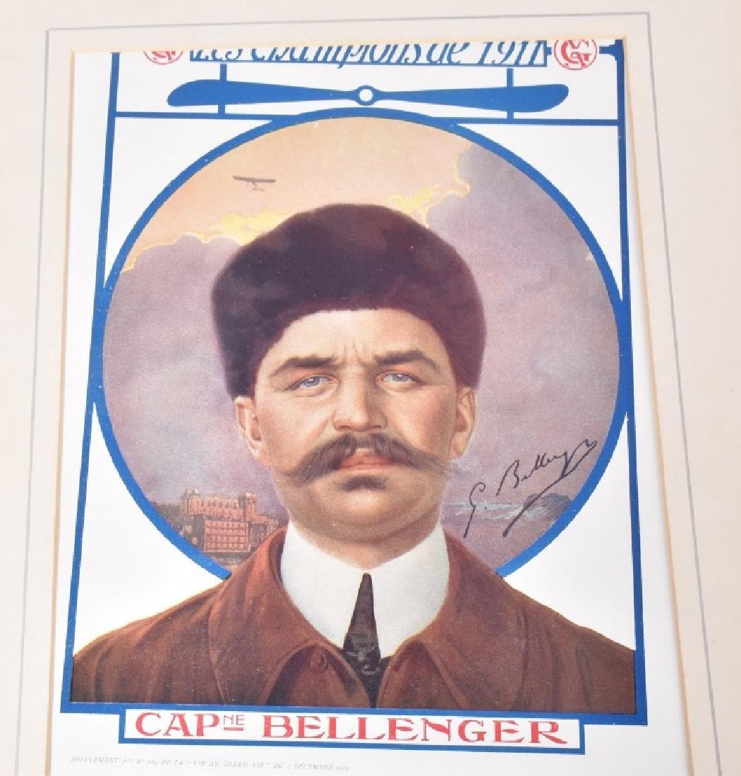 5- LES CHAMPIONS DE 1911 AIRPLANE PILOTS - 5