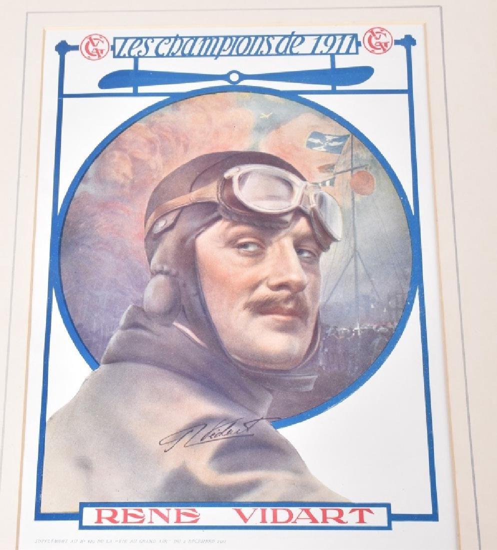 5- LES CHAMPIONS DE 1911 AIRPLANE PILOTS - 6
