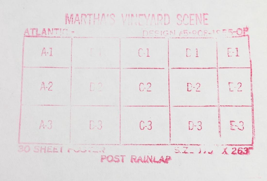 ATLANTIC GAS MARTHA'S VINEYARD 30 SHEET BILLBOARD - 3