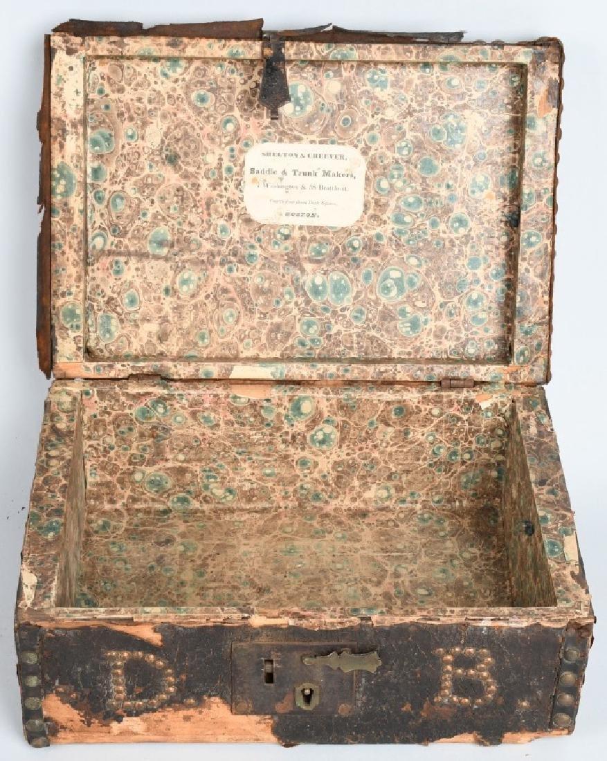 ORIGINAL STAGE COACH MONEY & MAIL BOX - 2