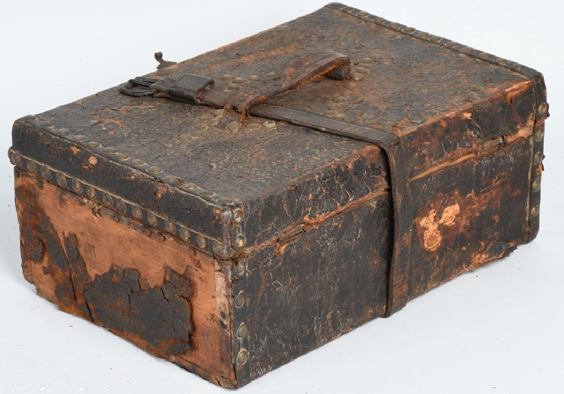 ORIGINAL STAGE COACH MONEY & MAIL BOX - 6