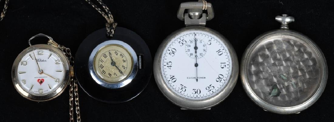 LOT OF VINTAGE POCKET WATCHES - 3