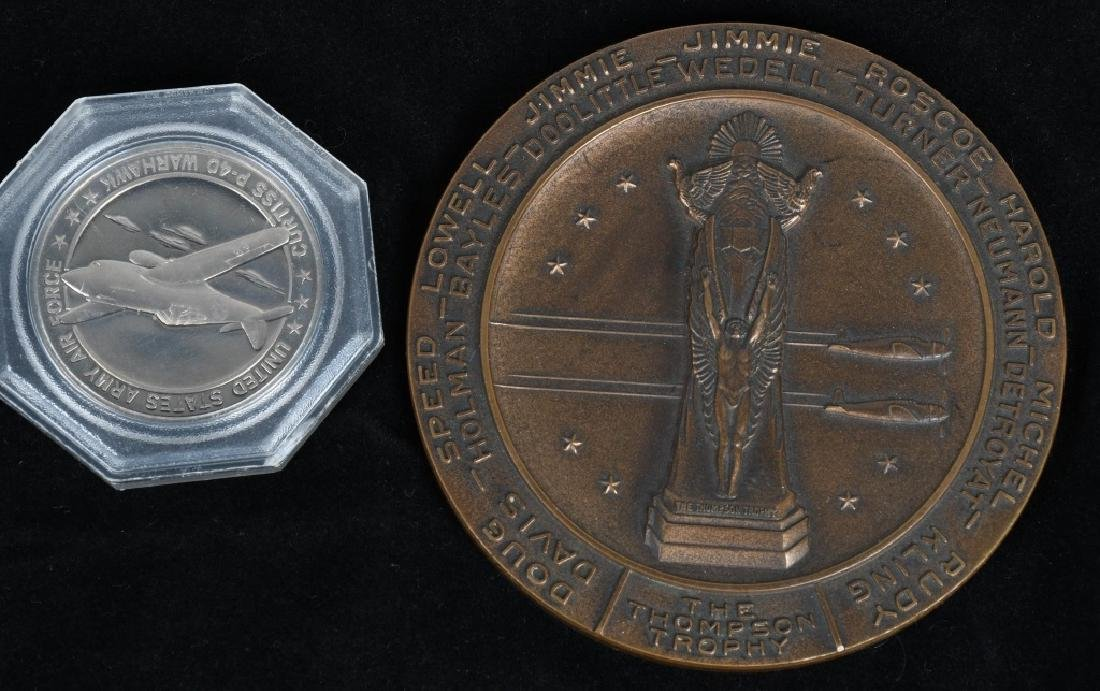 LOT OF MEDALLIONS & TOKENS - 3