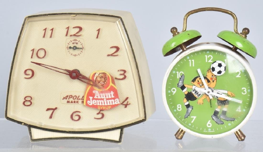 6-CHARACTER ALARM CLOCKS, ROY ROGERS & MORE - 4