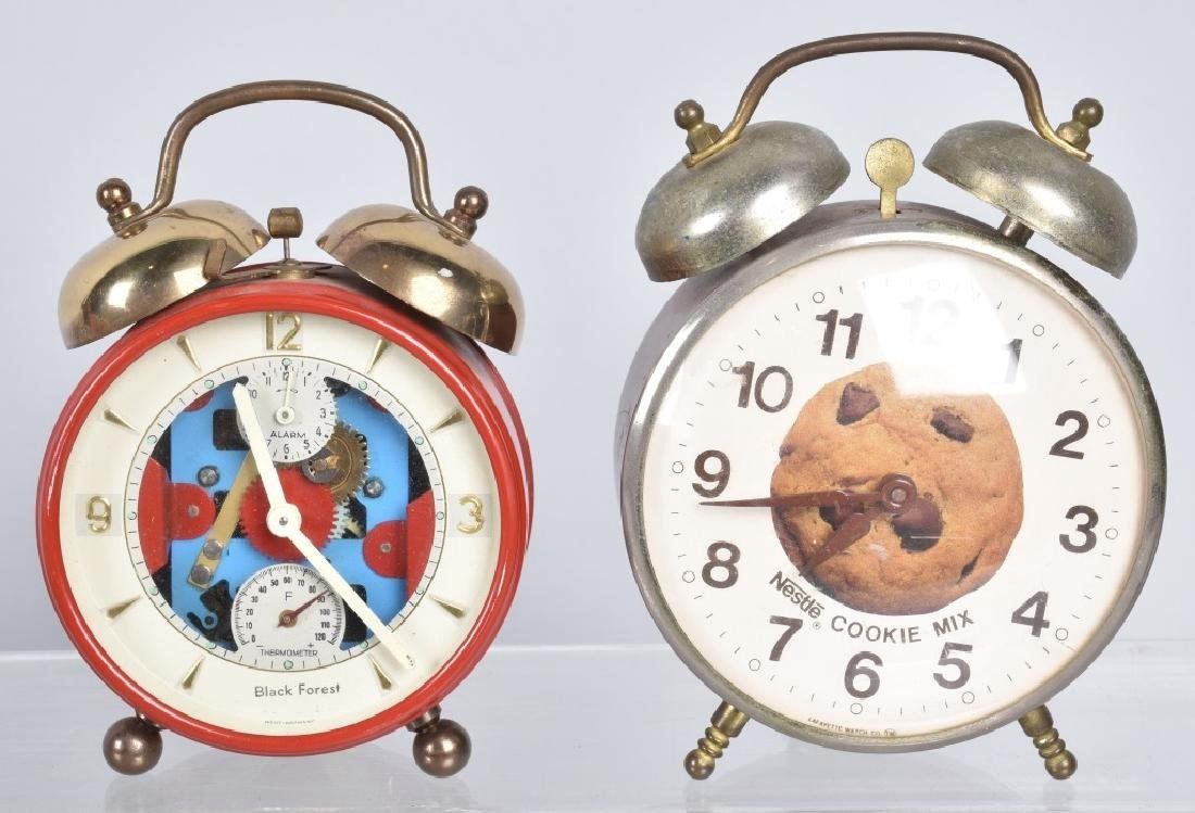 7-CHARACTER ALARM CLOCKS, and MORE - 2