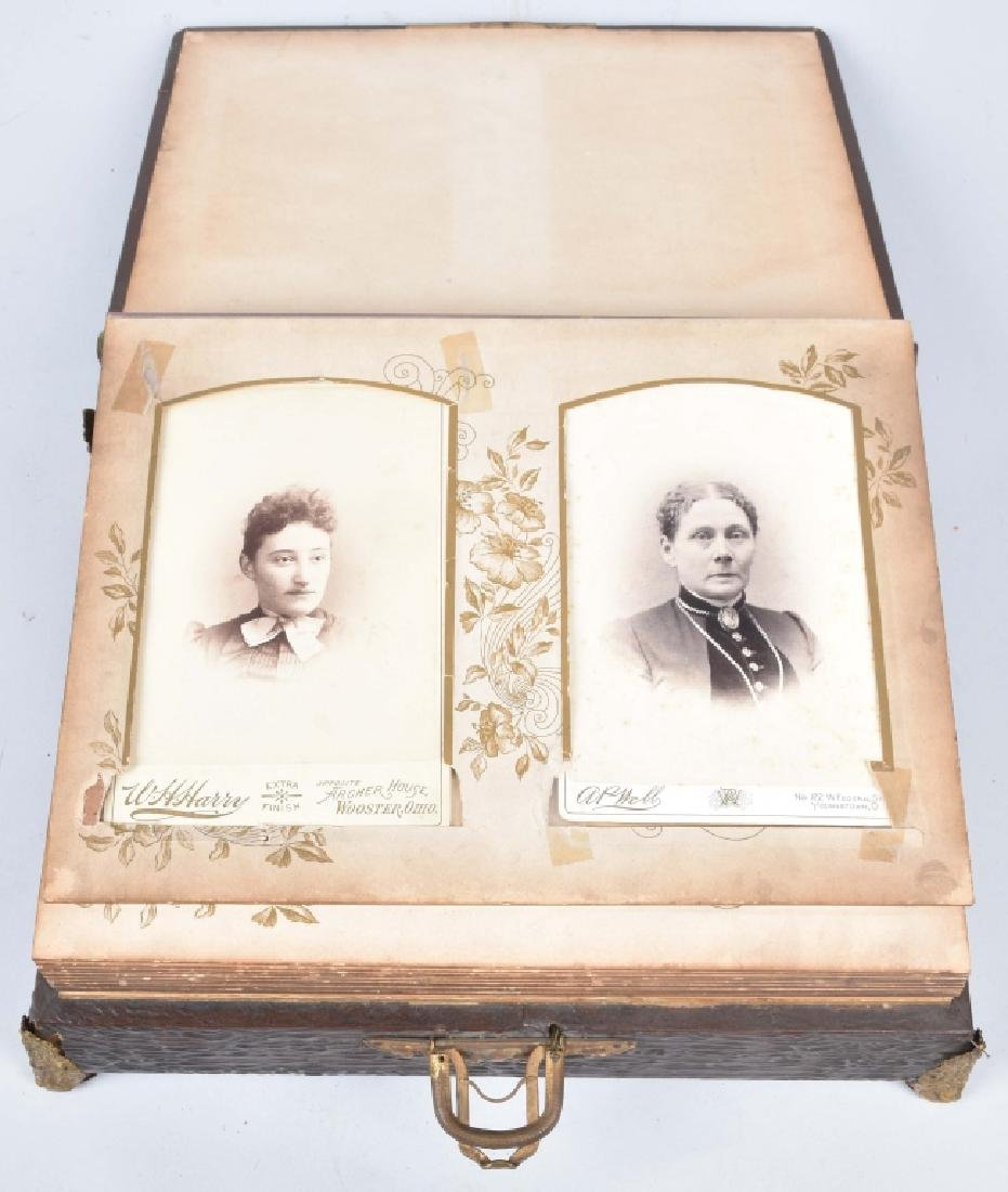 2-VICTORIAN MUSICAL PHOTO ALBUMS & MORE - 10