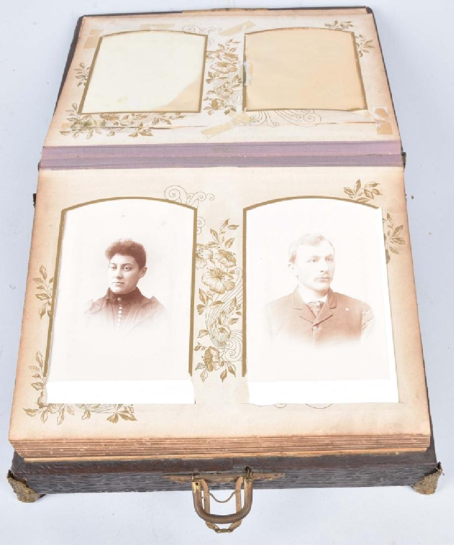 2-VICTORIAN MUSICAL PHOTO ALBUMS & MORE - 11