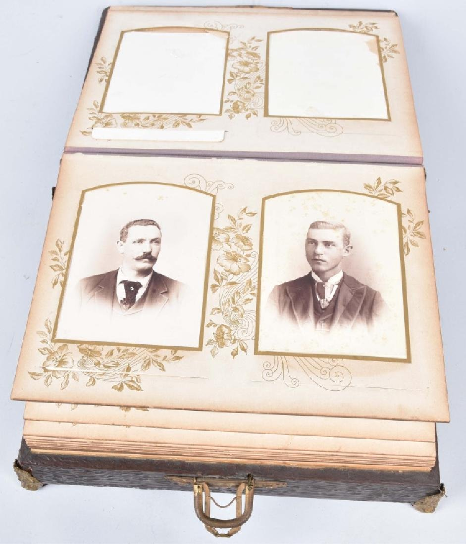 2-VICTORIAN MUSICAL PHOTO ALBUMS & MORE - 2
