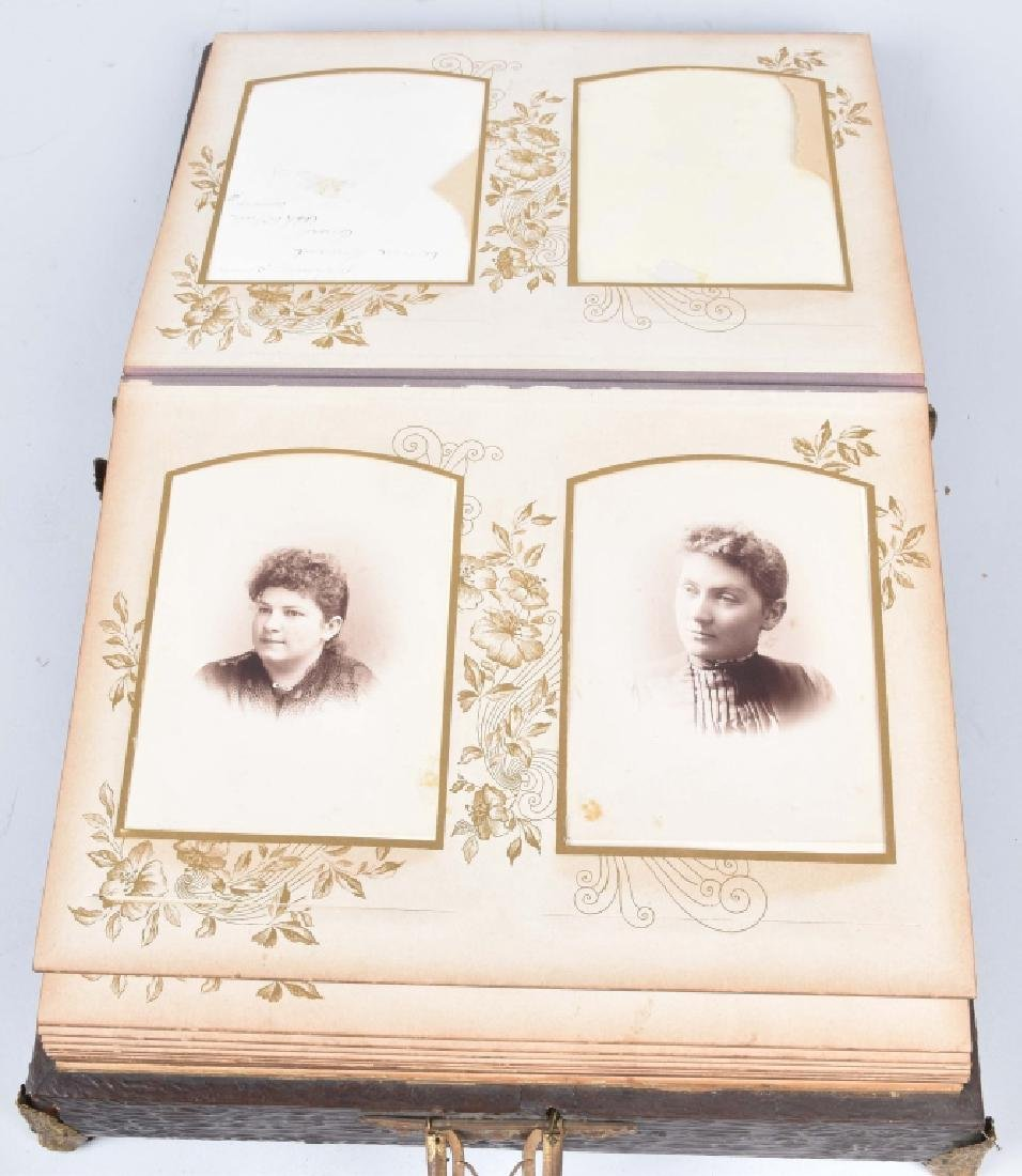 2-VICTORIAN MUSICAL PHOTO ALBUMS & MORE - 3