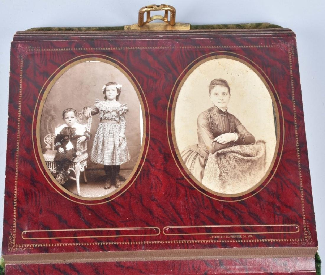 2-VICTORIAN MUSICAL PHOTO ALBUMS & MORE - 5