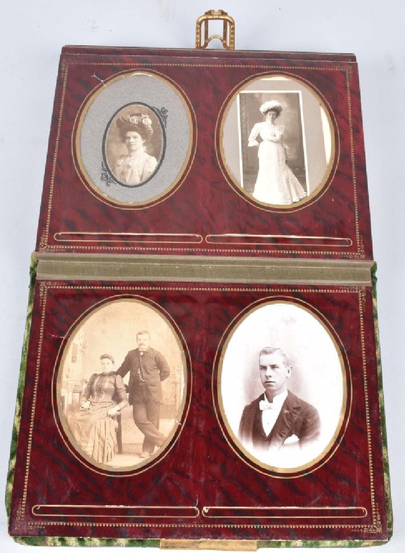 2-VICTORIAN MUSICAL PHOTO ALBUMS & MORE - 7
