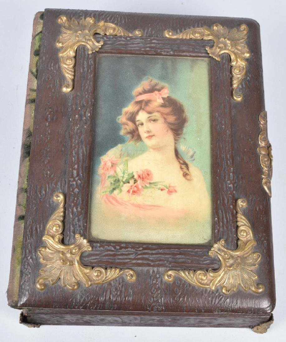 2-VICTORIAN MUSICAL PHOTO ALBUMS & MORE - 9