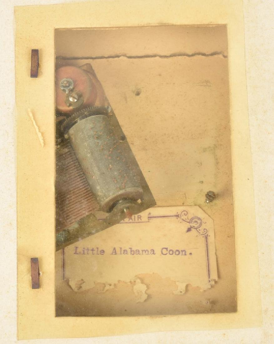2-VICTORIAN CHRISTMAS MUSICAL PHOTO ALBUMS - 10