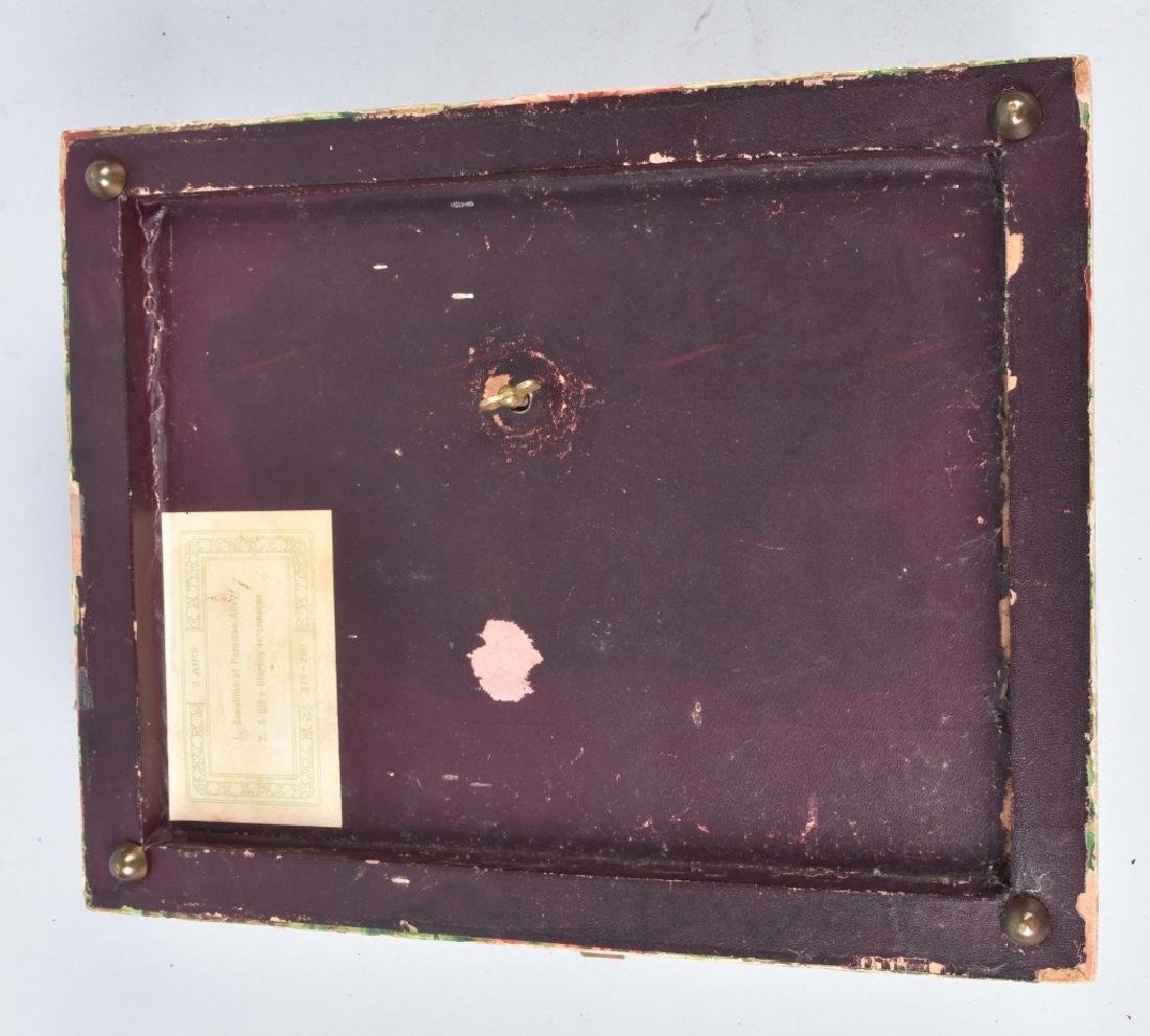 2-VICTORIAN CHRISTMAS MUSICAL PHOTO ALBUMS - 5