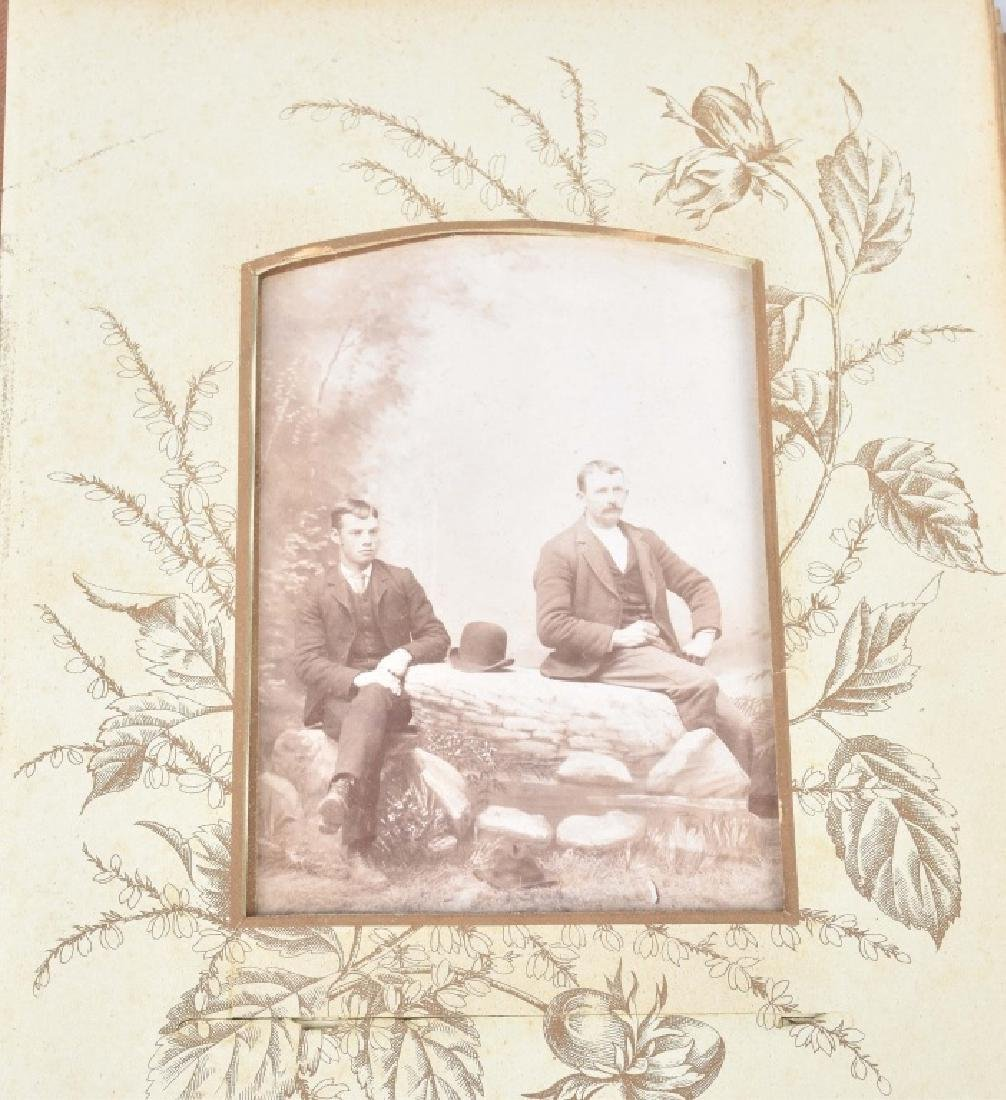 2-VICTORIAN CHRISTMAS MUSICAL PHOTO ALBUMS - 8