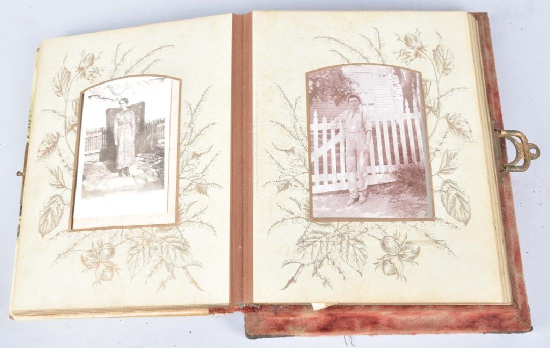 2-VICTORIAN CHRISTMAS MUSICAL PHOTO ALBUMS - 9